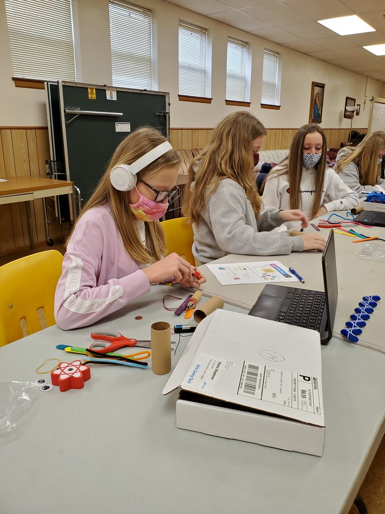STEM at Sacred Heart
