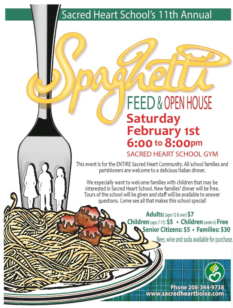 11th Annual Spaghetti Feed